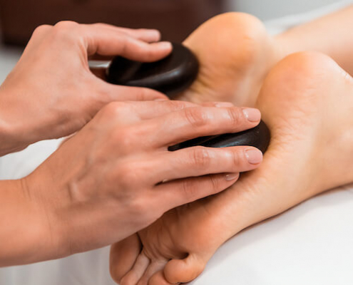 Reflexology hotstone Nafisa Massage and Reflexology - Teddington London