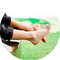 Reflexology Treatment - Nafisa Massage and Reflexology - Teddington London
